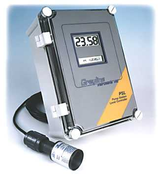 level monitor for pump station1